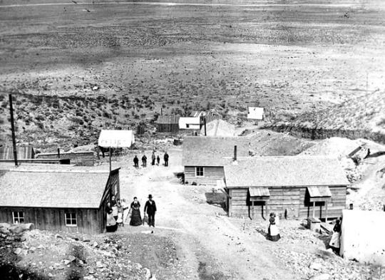 Socorro, New Mexico 1883