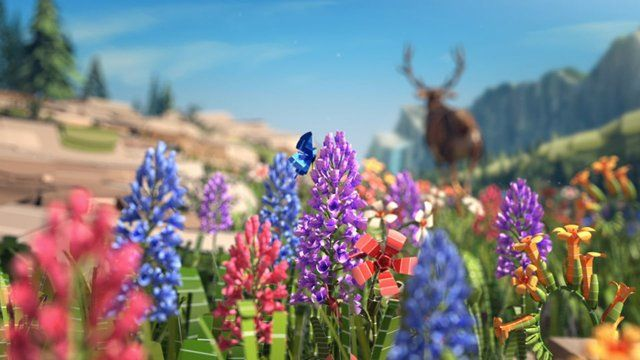Jay Blue, Social Butterfly, Canyon Clay, Smokey Salmon, Fawn Brindle, Deer Valley, Rushing River, Vast Sky. Sherwin colors are once again cast to tell their story, this time set in Yosemite valley, home of the Double Rainbow, as its creatures gather to witness nature's glory.  CREDITS:  Directed by: BUCK Executive Creative Director: Orion Tait Executive Producer: Anne Skopas Associate Creative Director: Ben Langsfeld Producer: Kevin Hall Art Director: Ben Langsfeld Designers: Ben ...