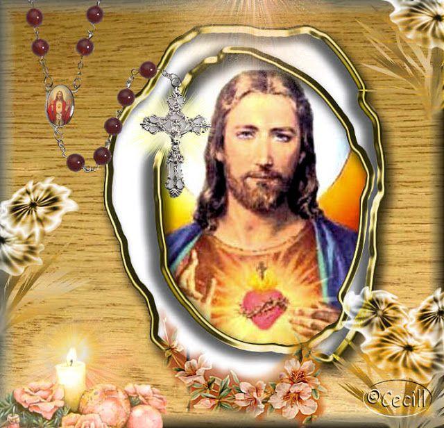 SAGRADOS CORAZONES DE JESÚS Y MARÍA : POR QUÉ JESÚS PERMITIÓ QUE TRASPASARAN SU SAGRADO ...