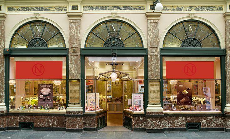 Galerie de la Reine - Neuhaus Chocolate, Brussels