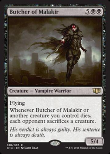 Butcher-of-Malakir-x4-Magic-the-Gathering-4x-Commander-2014-mtg-rare-card-lot