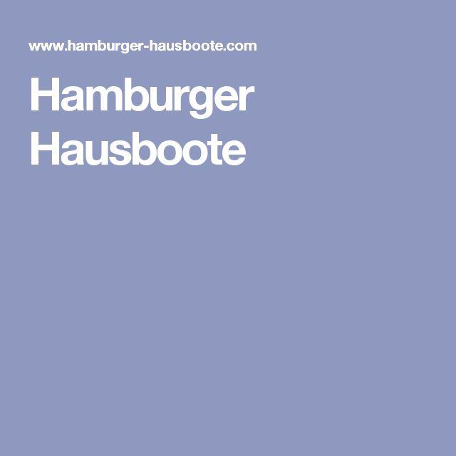 Hamburger Hausboote