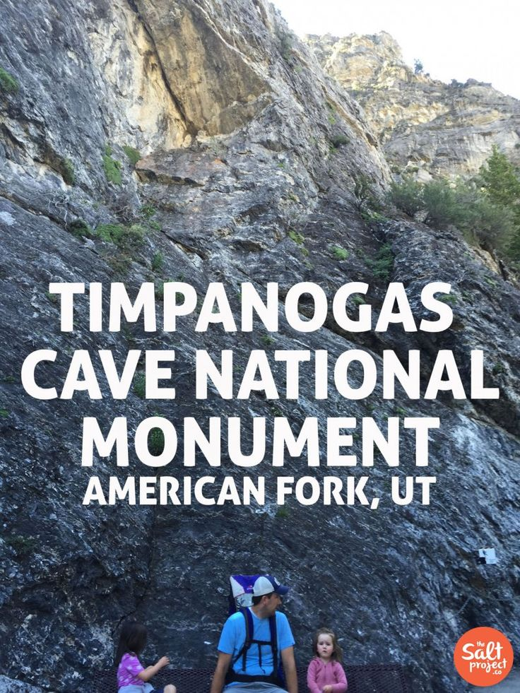 Timpanogas Cave | American Fork | Adventurin' | The Salt Project | Things to do in Utah with kids
