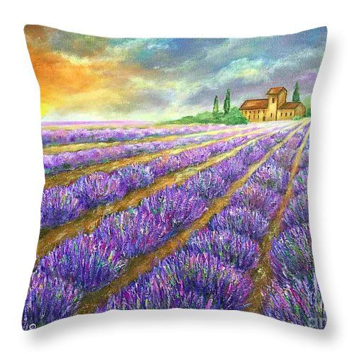 how to make lavender pillow spray