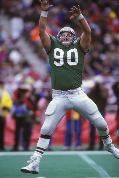 Mike Golic, Philadelphia Eagles