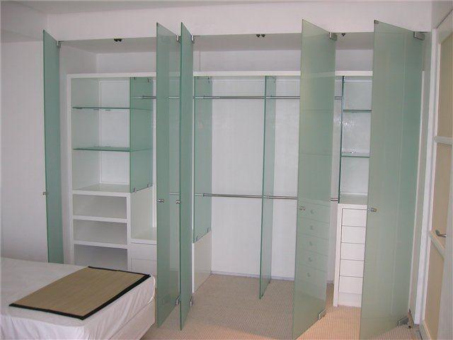 closet de aluminio y espejo - Buscar con Google