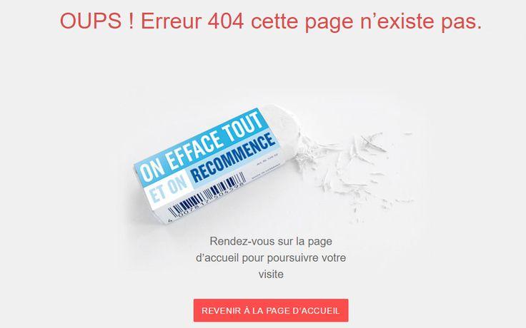 Page 404 : Monoprix- Description : Le supermarché en ligne de Monoprix. - URL du site :  Monoprix - URL de la page 404 : https://www.monoprix.fr/404