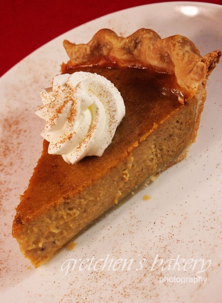 you will never want to make (or eat) another pumpkin pie after this one
