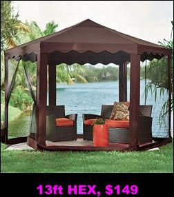 Gazebos, Pavilions, Fire-pits, FREE Shipping, No Sales Tax, NO Interest Financing most States, ADD to Amazon cart for DEALS, Outdoor Structures, Decor, http://rentsheds.com/