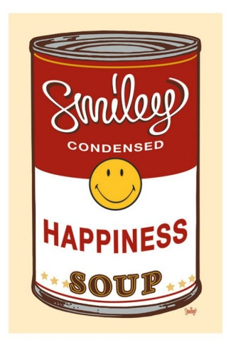 Smiley - Happiness Soup Poster