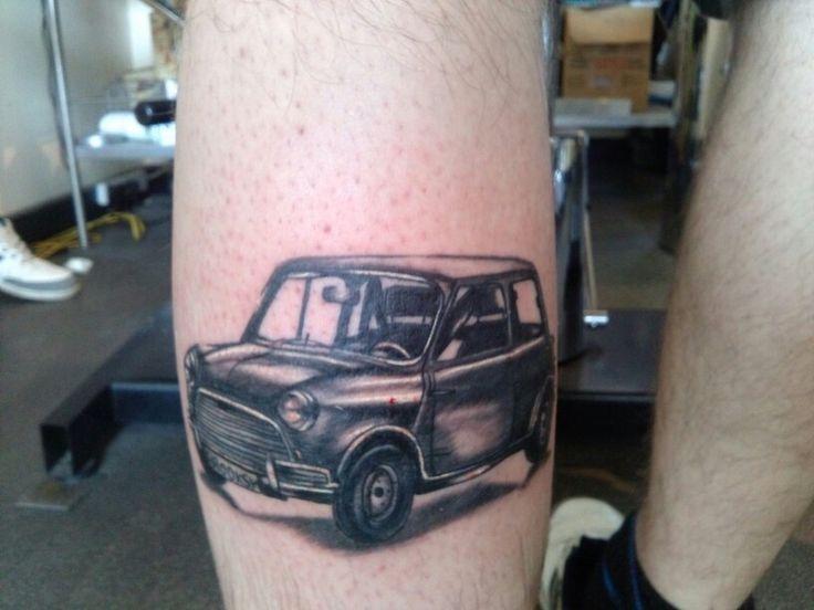 Tattoos, Car Tattoos, Mini Tattoos