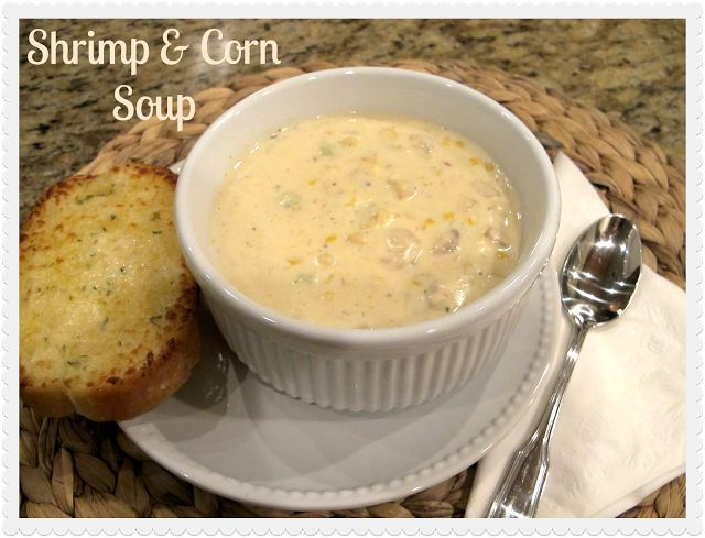 With all this cold, rainy weather here lately, I thought a good southern soup recipe was appropriate to share today.  This recipe came from a former co-worker friend of mine.  She brought it for lu...
