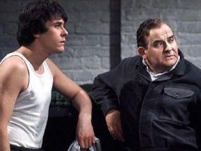 Richard Beckinsale, Actor and father of Kate & Samantha Beckinsale. Anglo-Burmese.