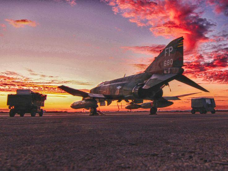 McDonnell Douglas F-4D Phantom II 65-0749 - N749CF, Collings Foundation at Randolph Air Force Base PHOTO: Christopher Ebdon, AV8PIX