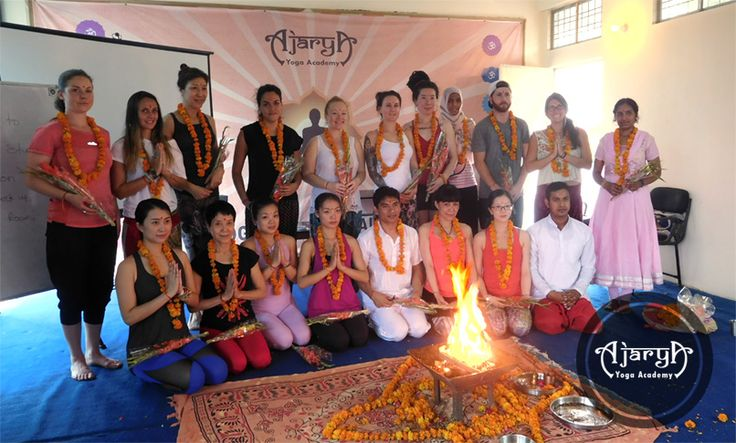 Plan your future as Yoga Teacher this November in Rishikesh!!