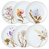 Royal Copenhagen dinner plates -