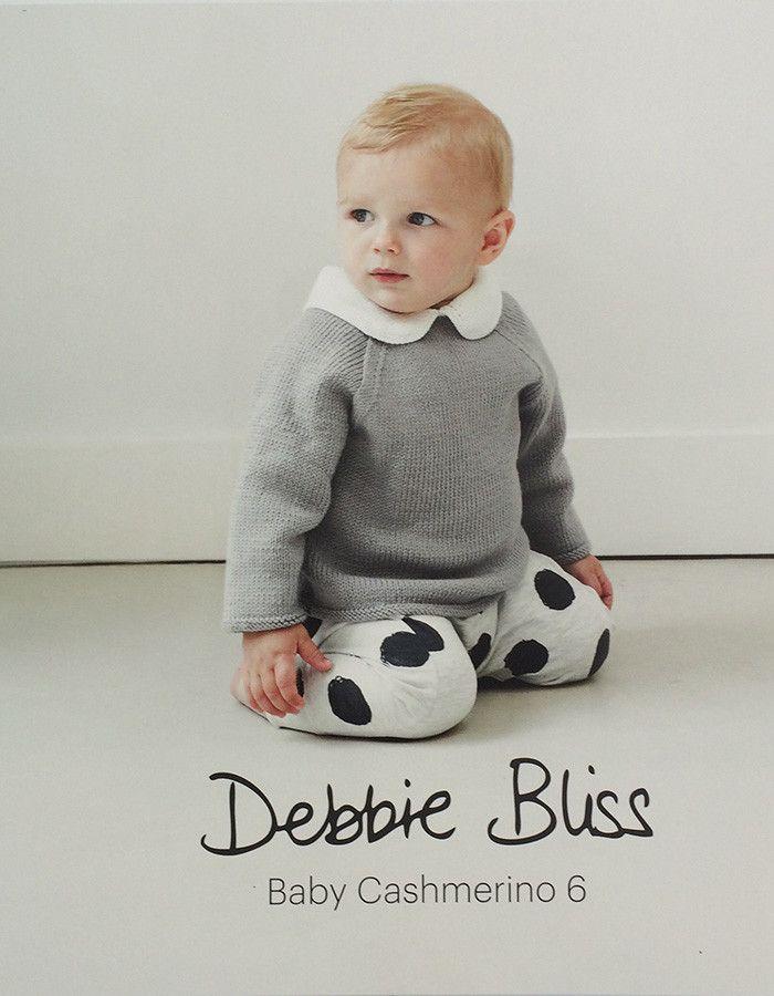 Wool Pattern Baby Cashmerino 6 Book