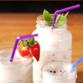 Tennessee Big Boy Milkshakes, a recipe from the ATCO Blue Flame Kitchen.