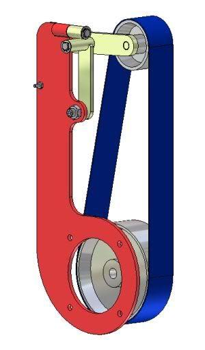 Belt sanders we built - Page 2