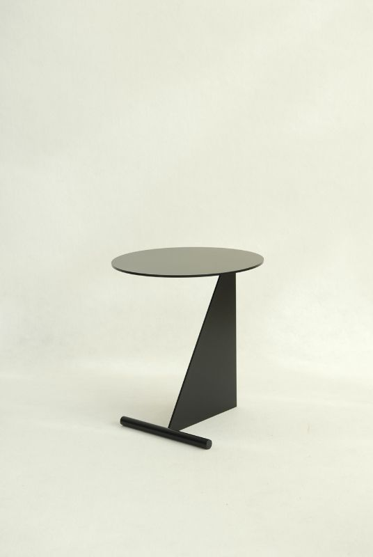 Stabile Side Table by Max Enrich