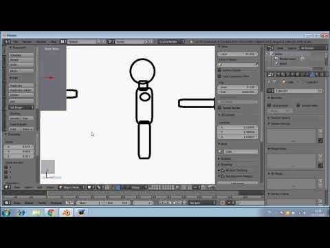 Blender3D 7 Add Menü ve background images - YouTube