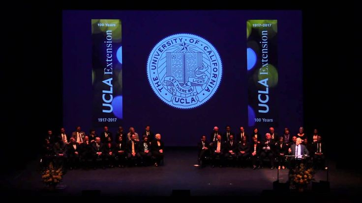 Listen to Jorge Ramos keynote address on second chances at the UCLA Extension Graduation at Royce Hall. As TIME 100 Influential Most Influential People, Jorge Ramos' speech inspired the audience of 1800 graduates and guests.