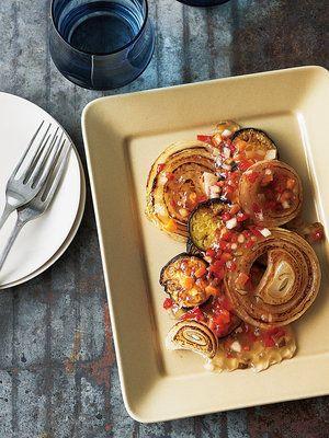 野菜のおいしさだけでメイン料理に昇格!|『ELLE a table』はおしゃれで簡単なレシピが満載!