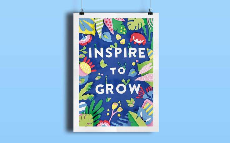 Inspire To Grow — A CHEEKY HELLO