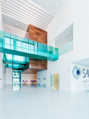 Sauflon Innovation Centre by Foldes Architects