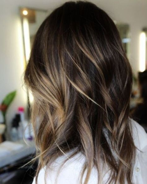 25 trending peekaboo highlights ideas on pinterest peekaboo 20 popular sombre ombre hair for 2017 page 11 of 20 brown hair with highlightsblonde peekaboo pmusecretfo Choice Image