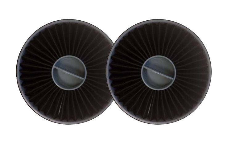 Hoover Vacuum Parts # 59157014 | 2 Hoover Elite Rewind Exhaust Filters