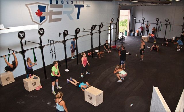 Wall Mounted Rigs L Shaped Crossfit Gym Crossfit Gym