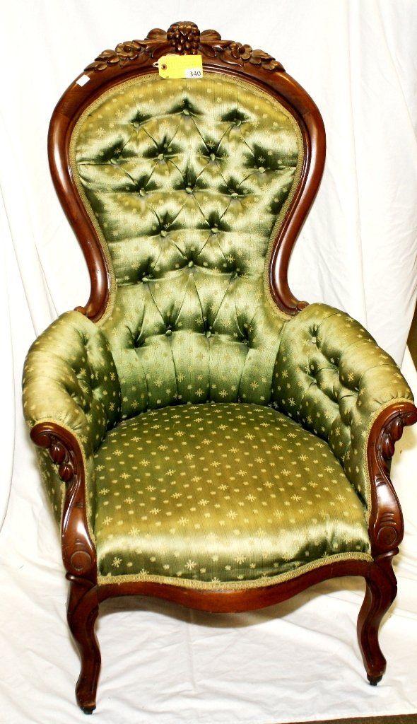25 Best Ideas About Victorian Chair On Pinterest Burnt