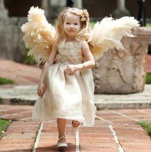 angel flowergirls