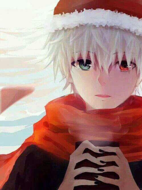 Resultado de imagen de anime wallpapers navideños