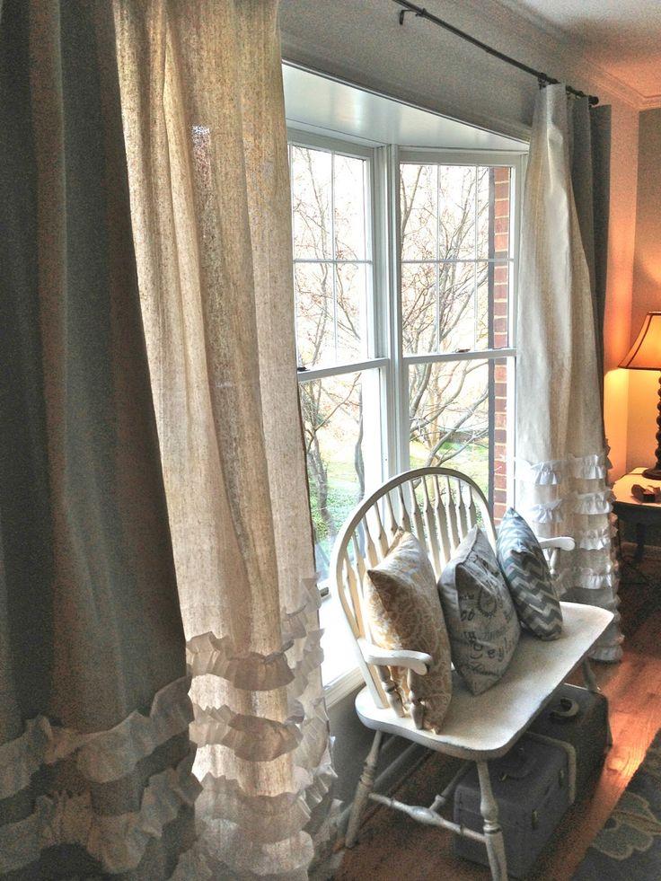 Best 25 Big Window Curtains Ideas On Pinterest Curtain