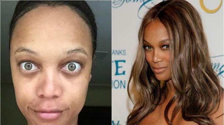 Mientras que cada vez más celebrities se suman a la moda de mostrarse al natural en las redes sociales, muchas otras son reacias a aparecer sin maquillaje, aunque pocas pueden huir de los objetivos de las cámaras. Os mostramos el antes y el después del maquillaje de las famosas.