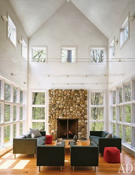 Barn Living Room Decorating Ideas: 114 Best Images About Barn Houses On Pinterest