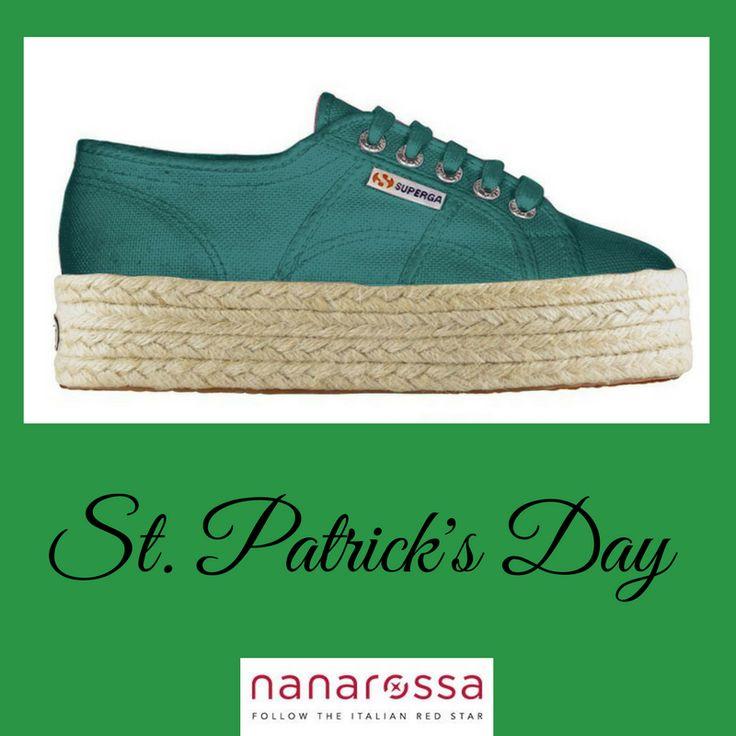 🍀#SaintPatricksDay: Noi festeggiamo con Superga🍀 👉http://bit.ly/2m74Z0I