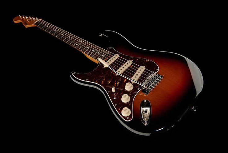 41 besten Beautiful Fender Stratocasters Bilder auf Pinterest ...