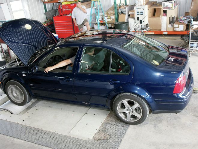 2002 Volkswagen Jetta TDI - Jetta Fever Part 1
