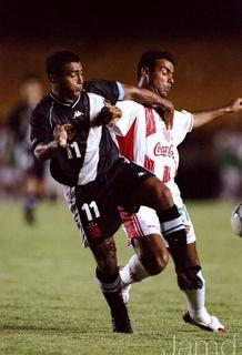 Partidos Historicos: Mundial de Clubes 2000 | NECAXA 1-2 VASCO DA GAMA... Sergio Vazquez potente extremo uruguayo.