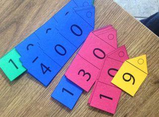Este es un material muy básico para aprender a nombrar los números si se está teniendo dificultad con ello y de paso hacer énfasis en el va...