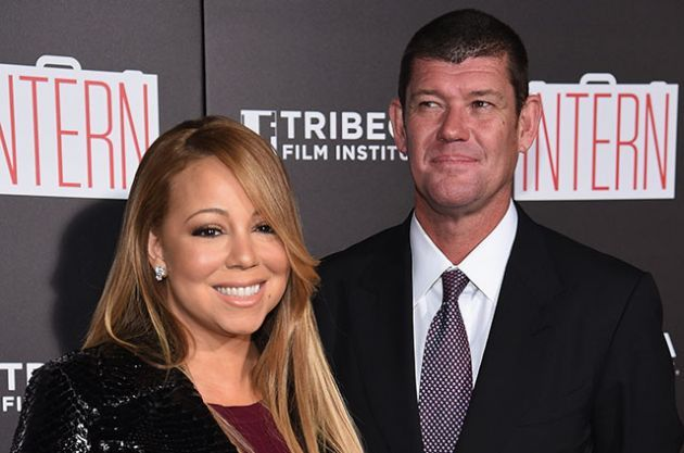 Mariah Carey and her boyfriend James Packer got engaged in New York City on Thursday night, reports say. According to E! News, which was the first to share the news, Carey's billionaire Australian love popped the question with a 35 carat diamond ring. via @latinamag