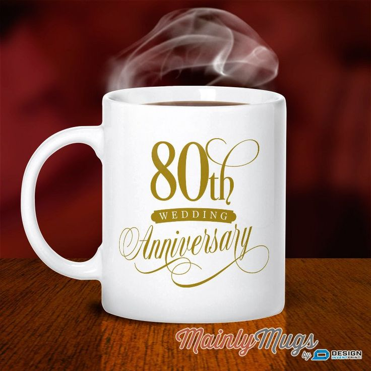 80th Wedding Anniversary Gift