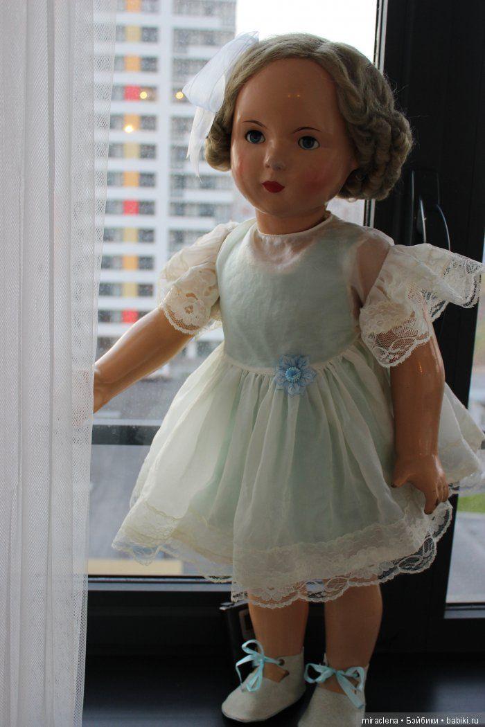 Иринка, Ирочка, Иришка / Винтажные антикварные куклы, реплики / Бэйбики. Куклы фото. Одежда для кукол