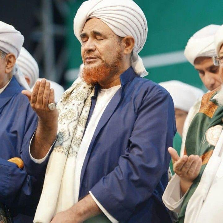 Habib Umar Bin Hafidz Gambar Tokoh Gambar