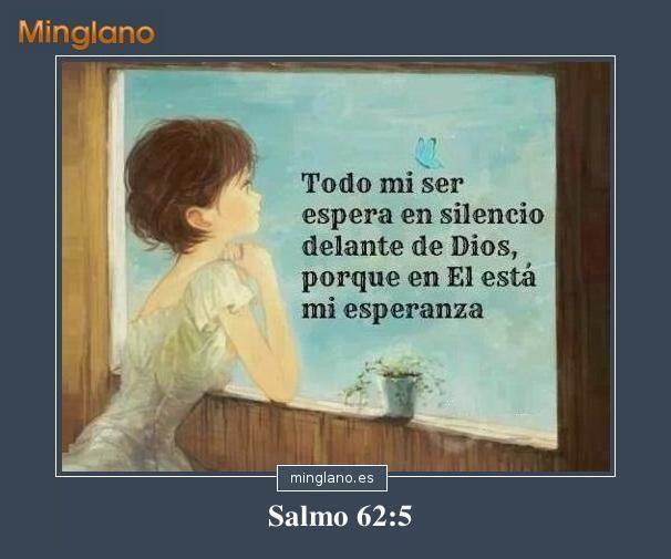 Frases de esperanza en Dios... #frases #salmos #frasesreligiosas #feendios #esperanza #minglano
