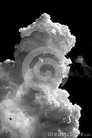 Black White Cloud - Download From Over 24 Million High Quality Stock Photos, Images, Vectors. Sign up for FREE today. Image: 31593992