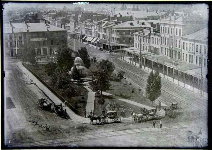 Gore Park 1867
